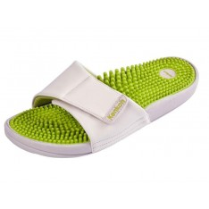 Kenkoh Nagomi Massage Health Sandals (Spring Lime)