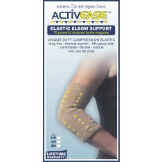 Dick Wicks Activease Low Compression Magnetic Elbow Support