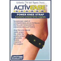 Activease Power Knee Strap with Magnets by Dick Wicks