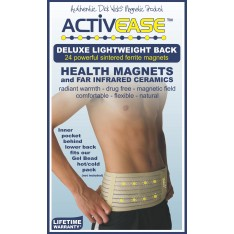 Dick Wicks Activease Deluxe Magnetic Lower Back Support