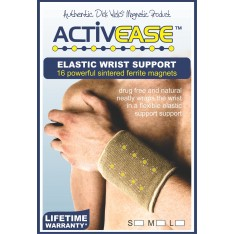 Dick Wicks Activease Slip on Magnetic Wrist Support